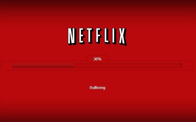 Netflix-buffering